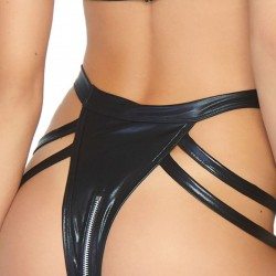 Knee high PU Boot